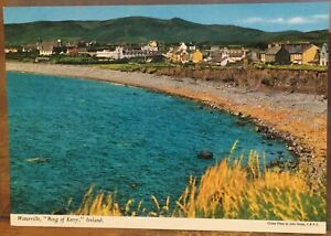 Irish Postcard WATERVILLE Ballinskelligs Ring of Kerry Ireland John Hinde 2/241