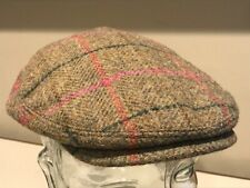 KANGOL  British Peebles Made in England ~ Wool Classic Ivy Cap Hat Flat  Small
