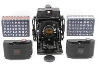 【N MINT+++】Horseman VH R Topcor 180mm F/5.6 Lens From JAPAN