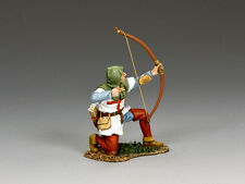 King and Country Crusader Archer (kneeling) MK170