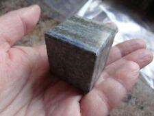 LAPIS LAZULI Stone Gemstone Crystal Cube (1) Wiccan Metaphysical Reiki Chakra