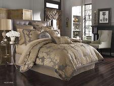J Queen New York European Pillow Sham Melbourne 25 x 25 Elegant Designer Bedding