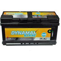 Batterie100ah AGM VRLA DYNAMAX Marine Bootbatterie Boot 12v STATT 95Ah 110Ah GEL