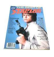Star Wars Luke Skywalker 1980 The Best Of Starlog Vintage Magazine Vol 1 K47580