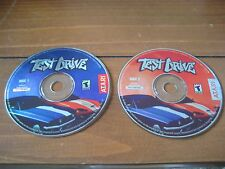 Atari Test Drive (PC) Discs Only!