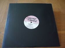 "DV8 The Egotrip EP VINYL 12"" Single 1991 Strictly Rhythm SR1239 Deep House OOP"