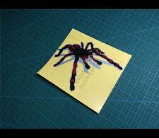 black widow Spider off-road 4x4 ute truck JDM Reflective Decal Sticker #002