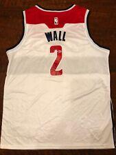 John Wall Signed Washington Wizards Jersey Beckett BAS Coa Autographed Kentucky