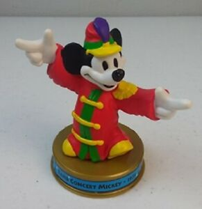 2002 McDonalds 100 Years of Magic Walt Disney World Band Concert Mickey 1935 Toy