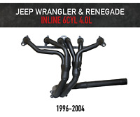 Headers / Extractors for Jeep Wrangler & Renegade (1996-2004) 4.0L 6cyl