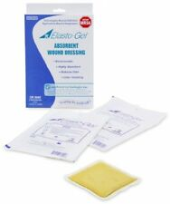 Elasto-Gel Sterile Wound Dressing Without Tape 4 x4 5/Box DR8000