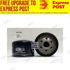 Wesfil Oil Filter WCO96 fits Suzuki Grand Vitara DDiS (TD44)