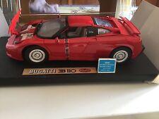 Bugatti 3B 110 Globo in Scala 1:18 Metallo
