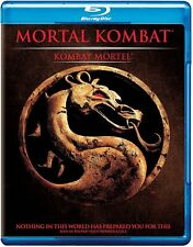 Mortal Kombat Blu-ray with PS3 Costume Bilingual Free Shipping In Canada