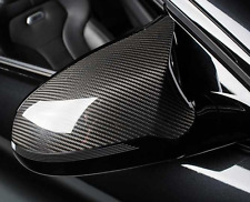 For 2015-2017 BMW M3 M4 F80 F82 Carbon Fiber SIDE Mirror Covers New
