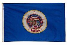MINNESOTA  state flag 4'x6'