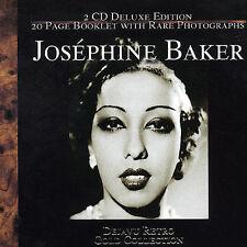 "Josephine Baker ""Gold Collection"" 2 IMPORT cd BOX SET SEALED"