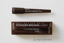"1 NYX Collection Noir Brown Eye Liner ""BEL 08 - Powder Brown""  *Joy's cosmetics*"