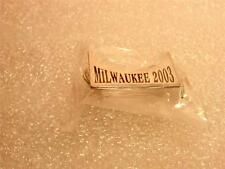 HARLEY-DAVIDSON 100TH ANNIVERSARY LIMITED EDITION LAPEL PIN MILWAUKEE 2003