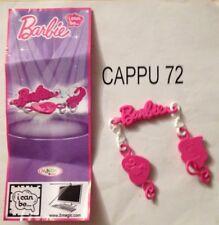 BARBIE ( i can be..) BRACCIALETTO+CARTINA FT197   ITALIA