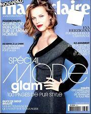 MARIE CLAIRE N°733 SEPTEMBRE 2013  EVA HERZIGOVA/ SPECIAL MODE GLAM/ RAHIM