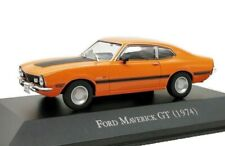 Ford Maverick GT 1974 Brazil Rare Diecast Car Scale 1:43 New With Stand