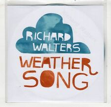 (GV86) Richard Walters, Weather Song - 2009 DJ CD