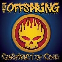 CONSPIRACY OF ONE CD BY THE OFFSPRING BRAND NEW SEALED