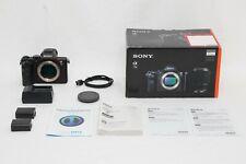 Sony Alpha A7 II Mirrorless 24.3 MP Digital Camera ILCE7M2/B Black EX+ IN BOX