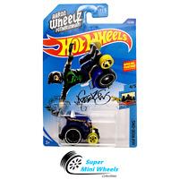 Hot Wheels Wheelie Chair (Blue) HW Ride-Ons 4/5 2020 F Case #22