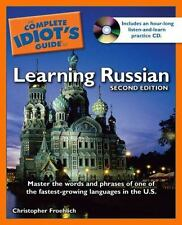 The Complete Idiot's Guide to Learning Russian, 2nd Edition (Complete Idiot's G