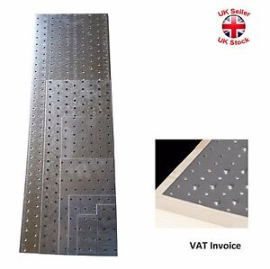 Flat Bracket Mending Plate Joiner 32 Different Sizes From 80x40 - 600x200mm