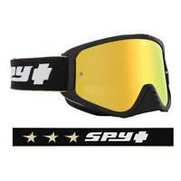 SPY WOOT Goggles Mx Dirt Bike Atv Enduro Mtb Bmx Dh 25th Anniv EXPRESS SHIPPING