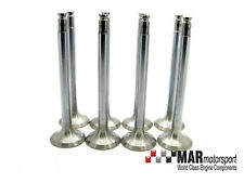 8 x YB Cosworth Exhaust Valves, Sodium Filled, OE manufacturer, from OE drawings