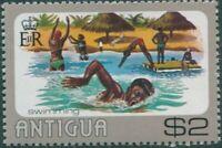 Antigua 1976 SG508 $2 Swimming MNH