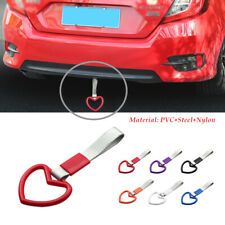 JDM Tsurikawa Heart-shaped Subway Train Bus Handle Strap Ring Charm Drift 7color