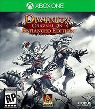 Divinity: Original Sin -- Enhanced Edition (Microsoft Xbox One) BRAND NEW SEALED