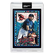 Topps PROJECT 2020 Card 215 - 2001 Ichiro by Efdot