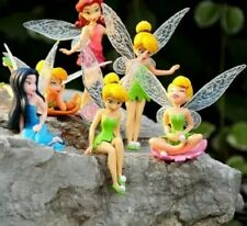 Doll House Accessories 1:12th Miniature 1 Set of 6 Mini Fairys