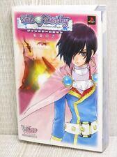 TALES OF DESTINY Shukumei no Sho Guide PS2 Book VJ26*