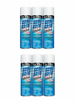 6X- Andis Cool Care Plus 15.5 Oz Spray, Clipper Trimmer Blade Cleaner Lubricant