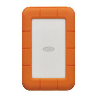 Lacie 5TB Rugged USB 3.1 Gen 1 Type-C Portable External Hard Drive STFR5000800
