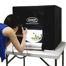 "40cm 16"" Portable Photo Photography Softbox Tent Cube Studio Soft Light Box Kit"