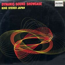 DYNAMIC SOUND SHOWCASE King Stereo Japan LP