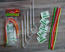 Deluxe Expanding Insulation Sealant Straw Bundle Great Stuff Foam Nozzles