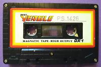MC Musicassetta BEST EAGLES DX-1 Stereo vintage audio cassette tape no ampex tdk