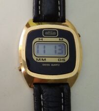 ARSA LCD Watch Orologio Uhr Reloh