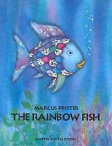 The Rainbow Fish: Mini Book, Marcus Pfister, Used; Good Book