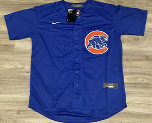 CHICAGO CUBS JAVIER BAEZ #9 JERSEY ADULT SIZE MEDIUM BRAND NEW WITH TAGS