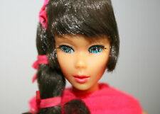 New Listing Gorgious Vintage Talking Barbie . First issue 1968 .Made in Mexico.